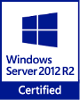 Microsoft Windows Server 2012 R2 Certified