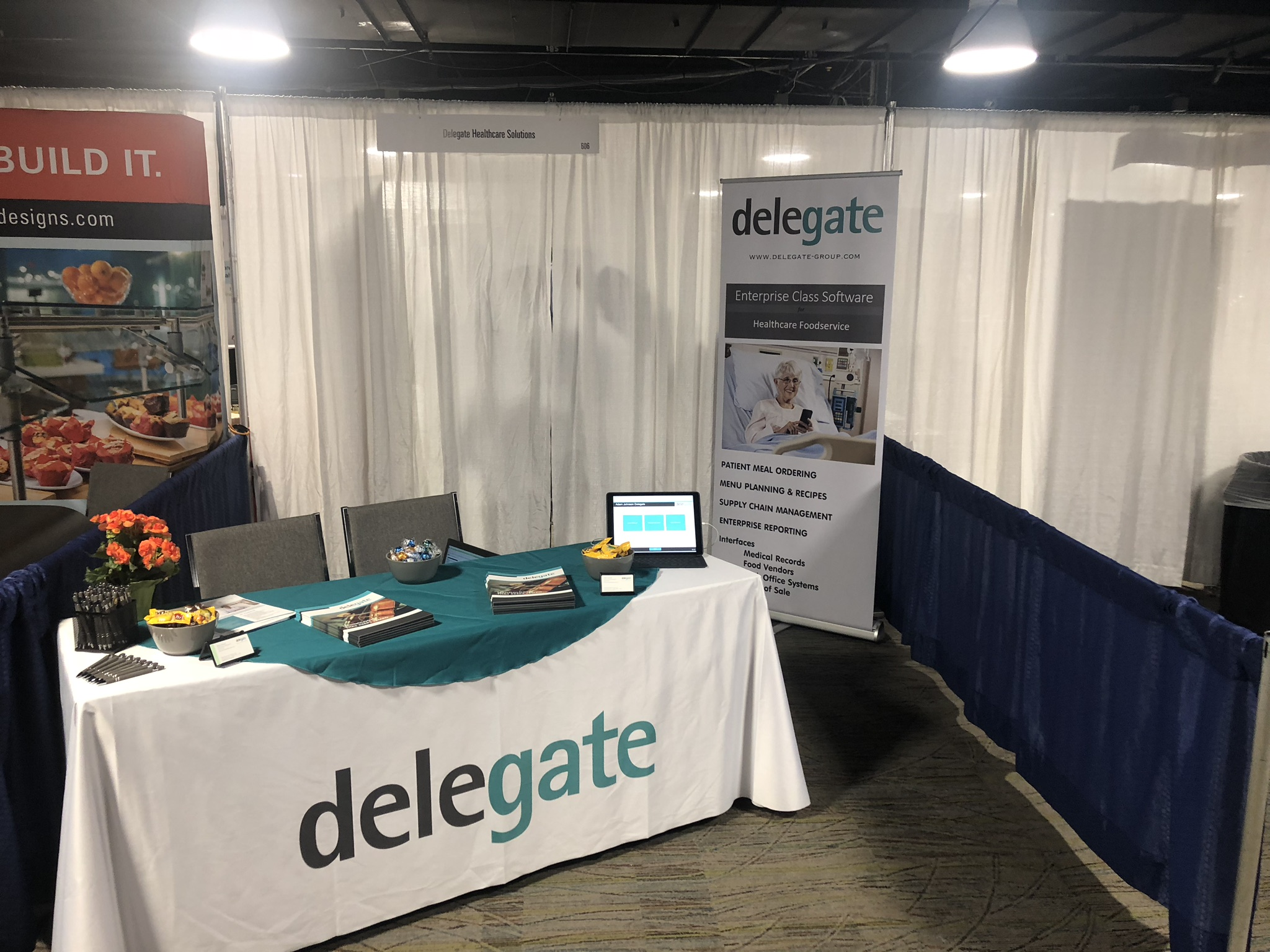 DG Booth
