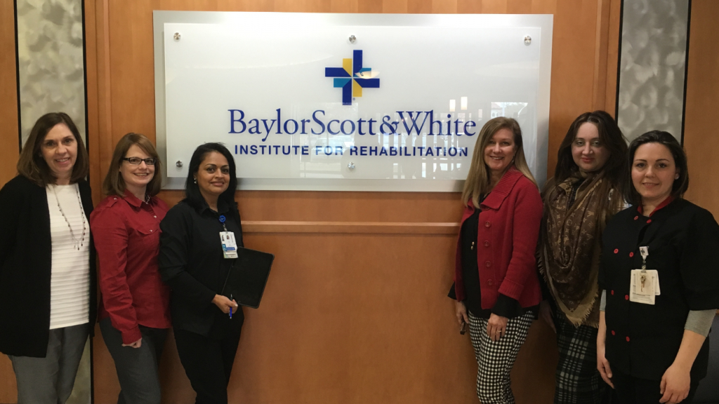 Baylor Scott and White Institute for Rehabilitation Frisco