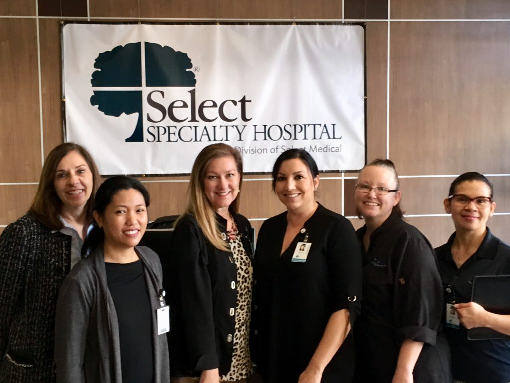Select Specialty Hospital San Diego